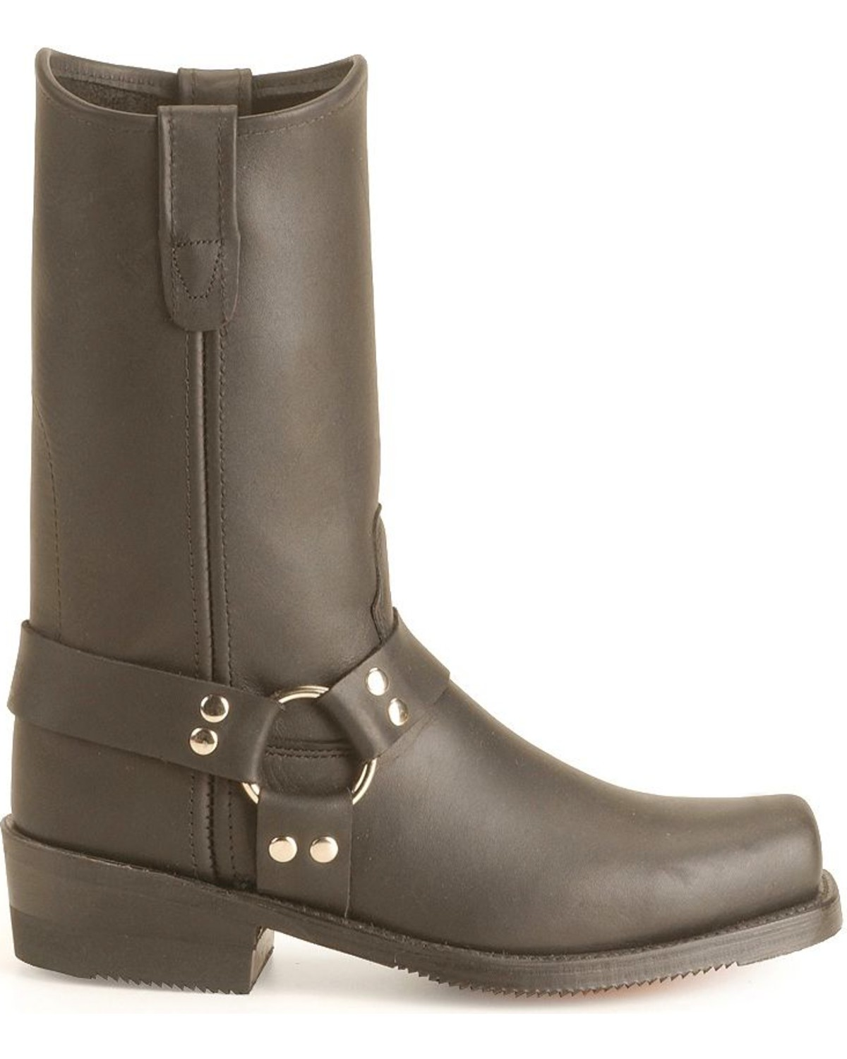 Double H Black Harness Boots | Sheplers