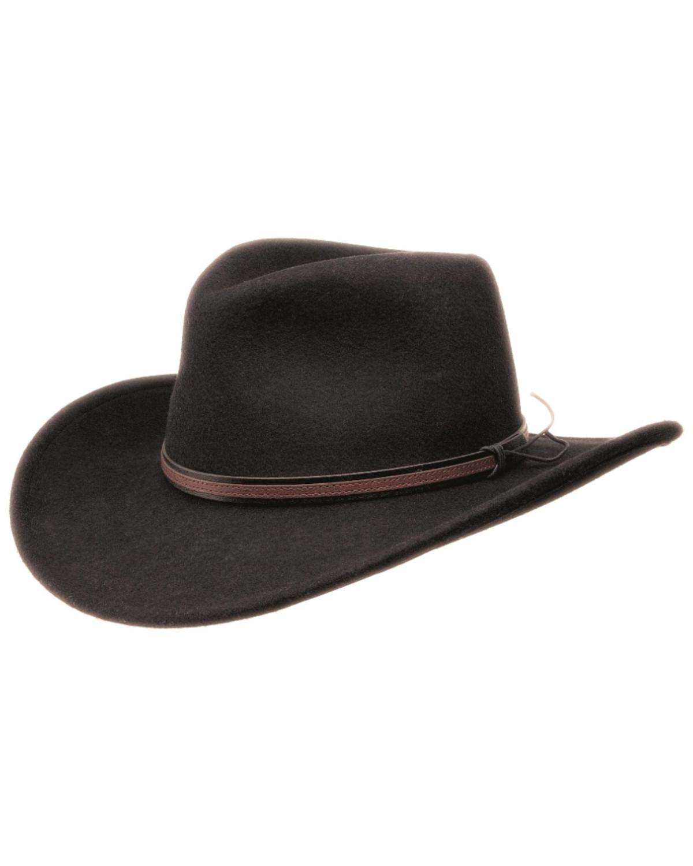 black creek guys Buy black creek men's hunter two crushable wool cowboy camo ear flaps hat bc2034 at walmartcom.
