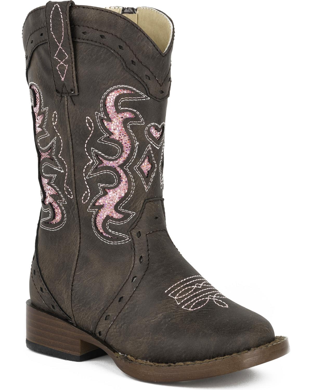 cowboy boots for little girls