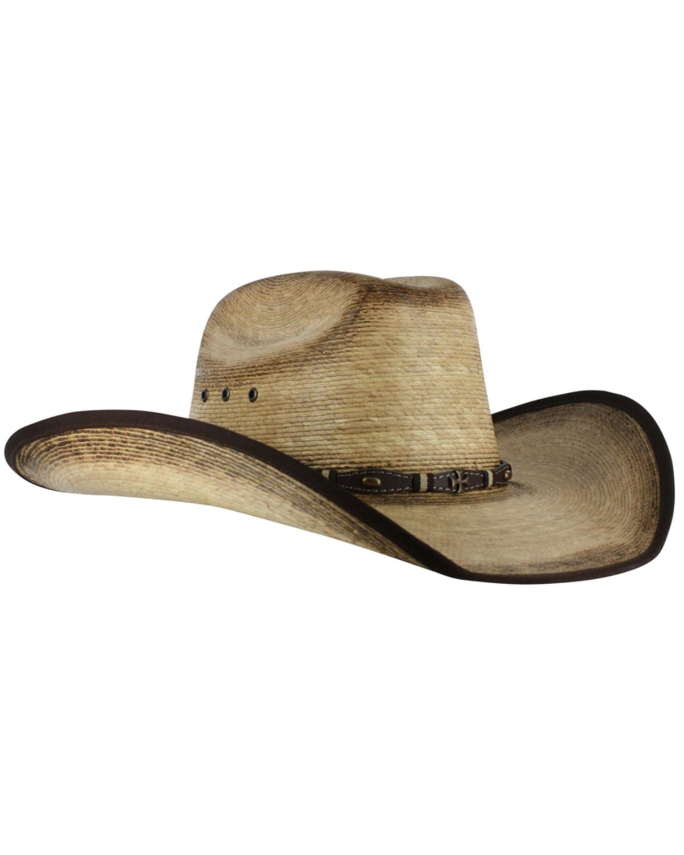 Cody James Men's Ponderosa Straw Cowboy Hat | Sheplers