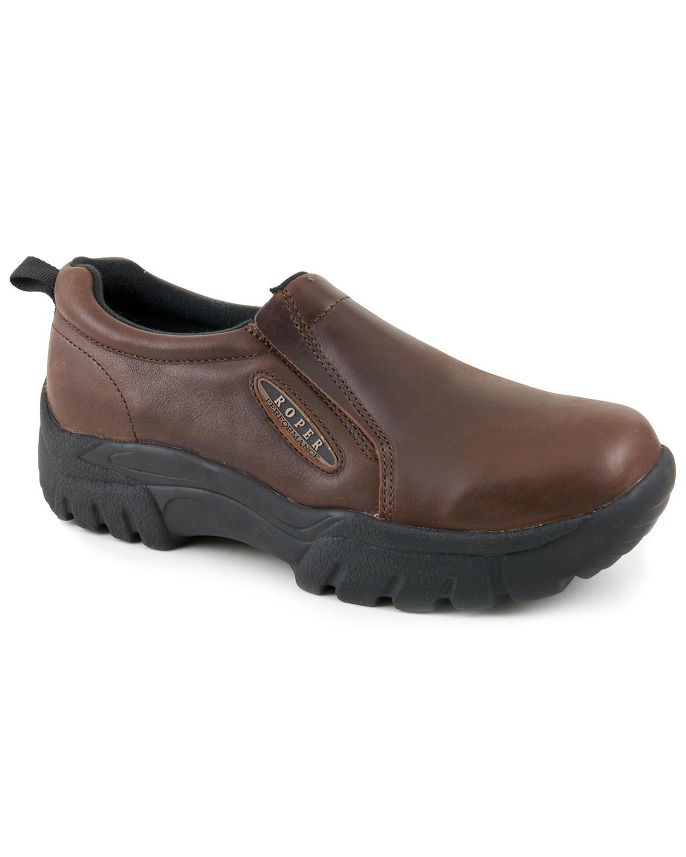 Roper Performance Smooth Leather Slip