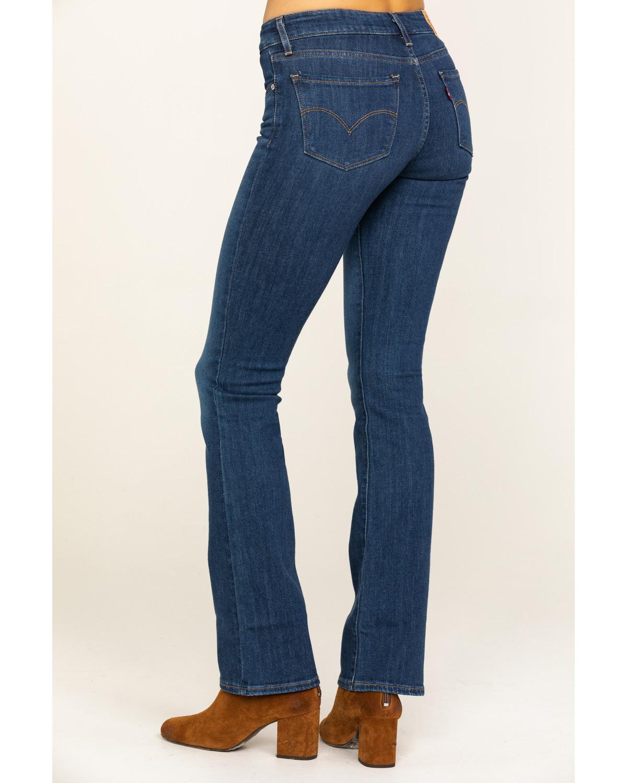 Levi's Women's 715 Bootcut Jeans | Sheplers