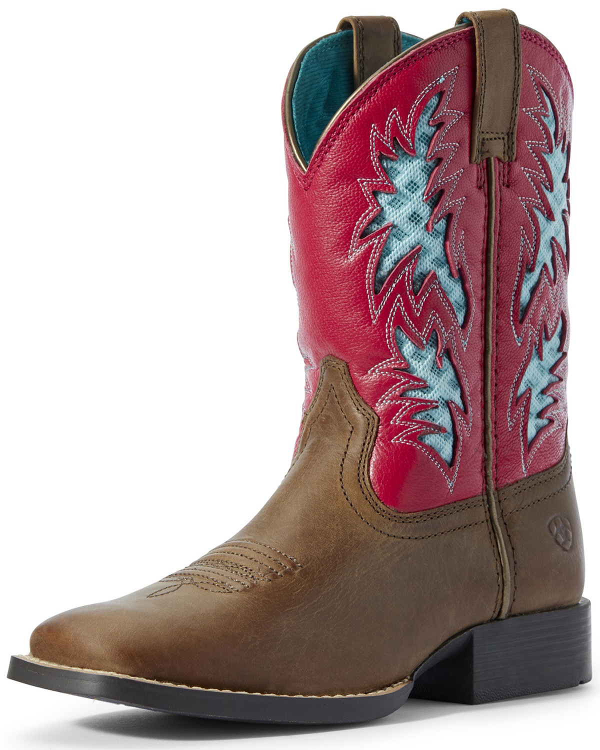 youth girls western boots