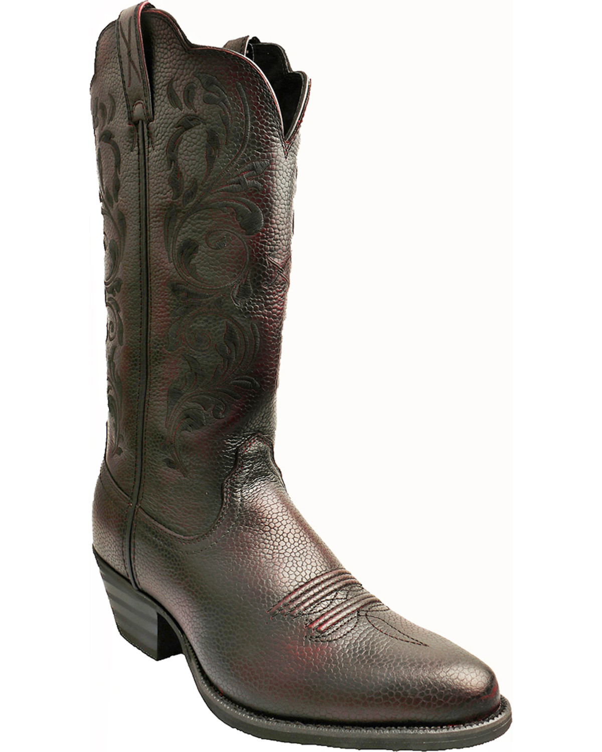 Twisted X Burgundy Cowgirl Boots