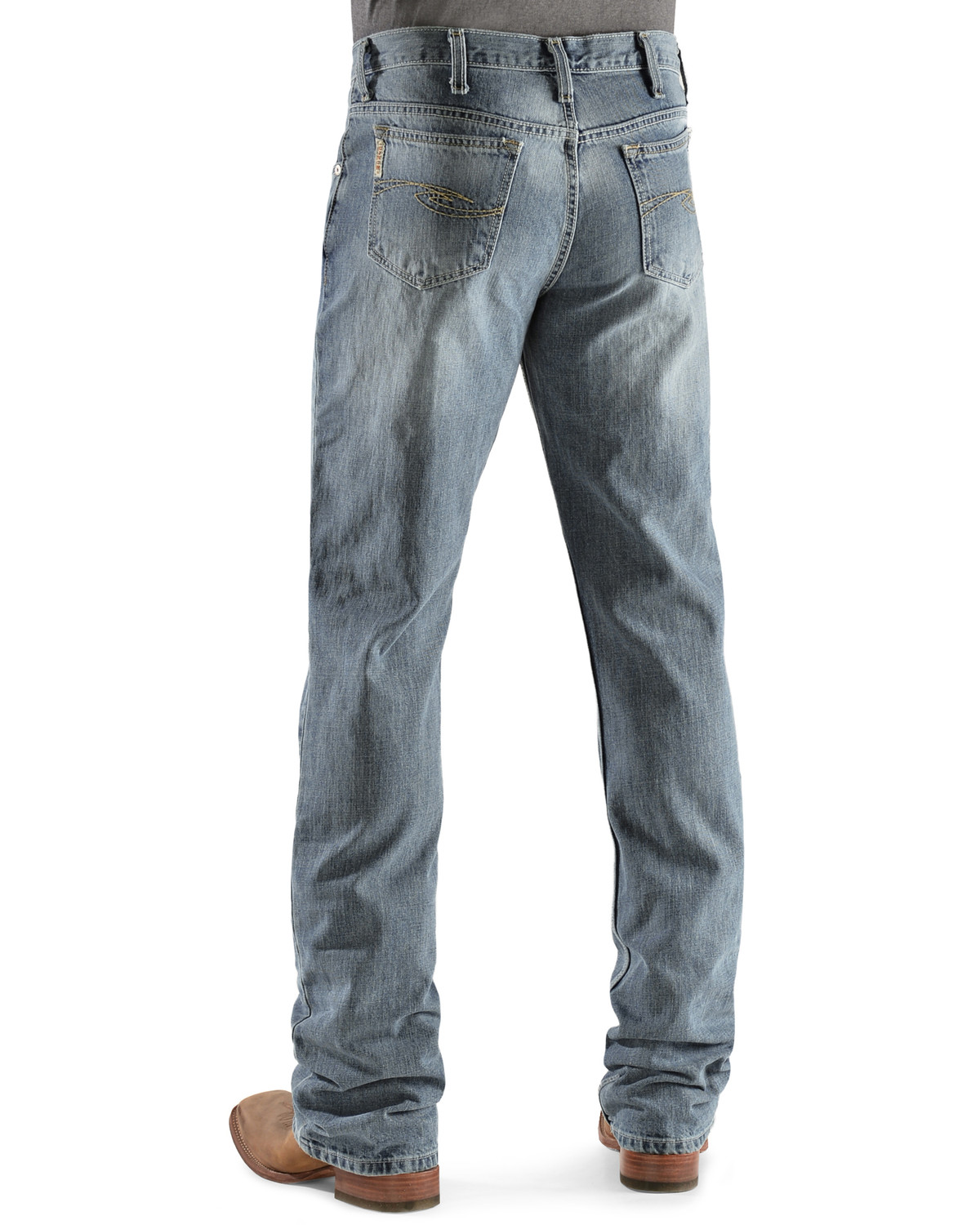 Mens Cinch Dooley Jeans Dark Stonewash