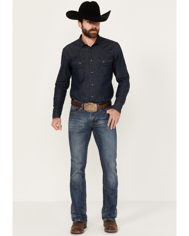 Stetson Men S Rocks Fit Jeans Boot Cut Sheplers