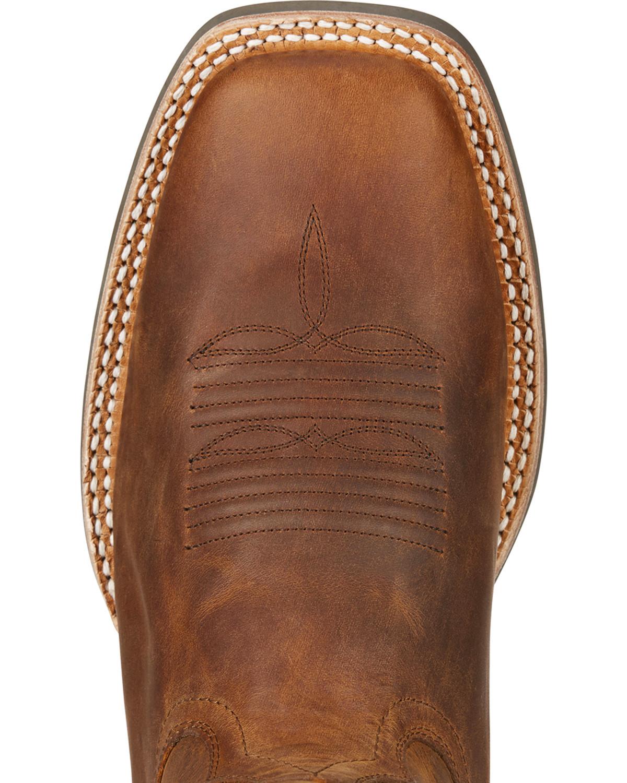 Ariat Men's Top Hand Performance Cowboy Boots
