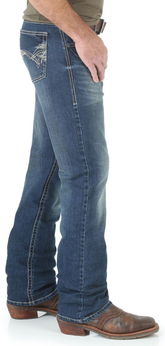 Cheap slim fit bootcut jeans