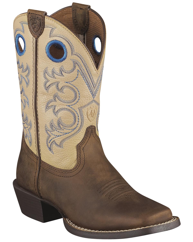 Ariat Boots Boys