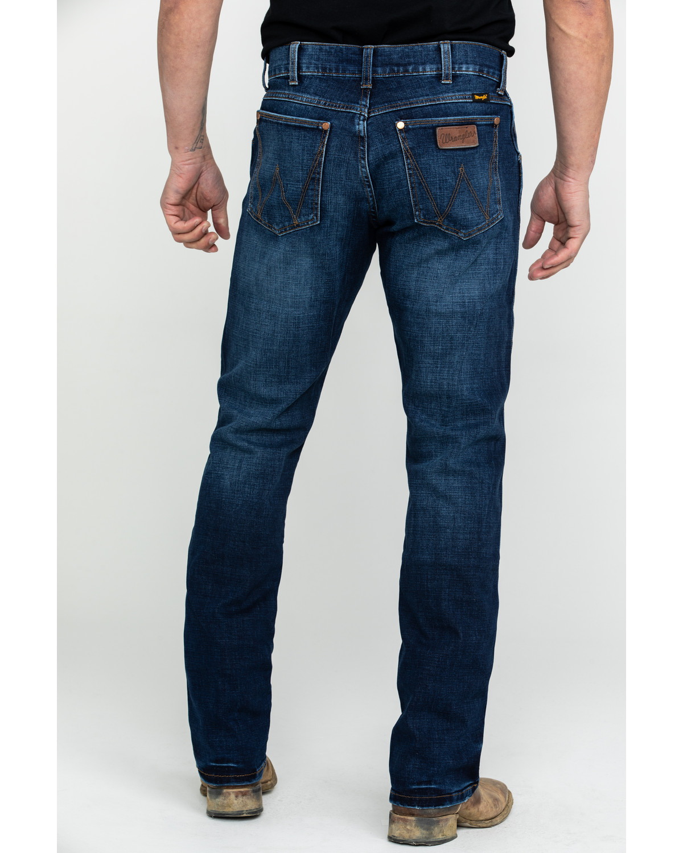 Wrangler Retro Mens Premium Slim Straight Jeans | Sheplers