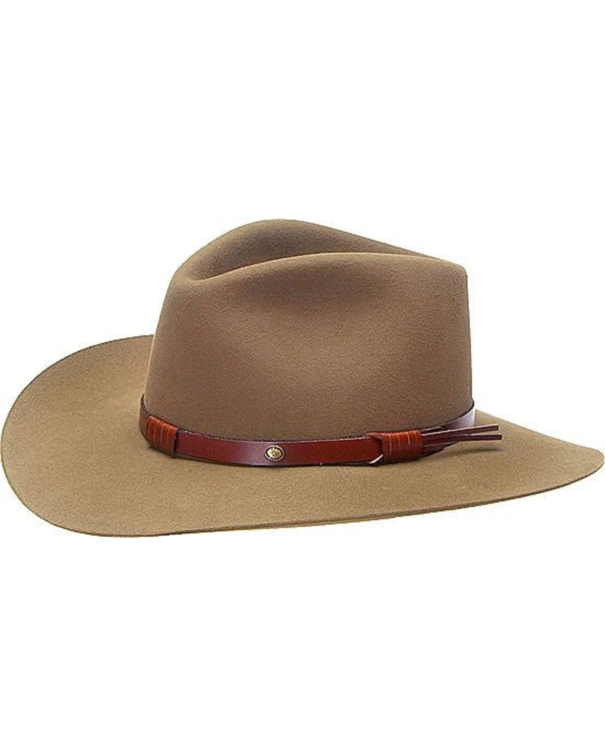 how to pack a stetson hat