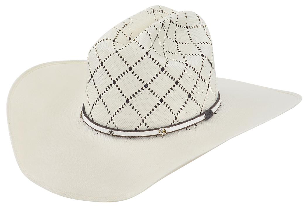 Justin Bent Rail Straw Hats  b3504676a28