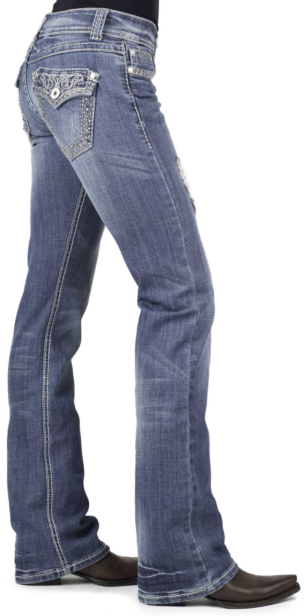 stetson women Sears has women's jeans in fashionable colors and styles find everything from flare-cut designs to skinny jeans to enhance your wardrobe.
