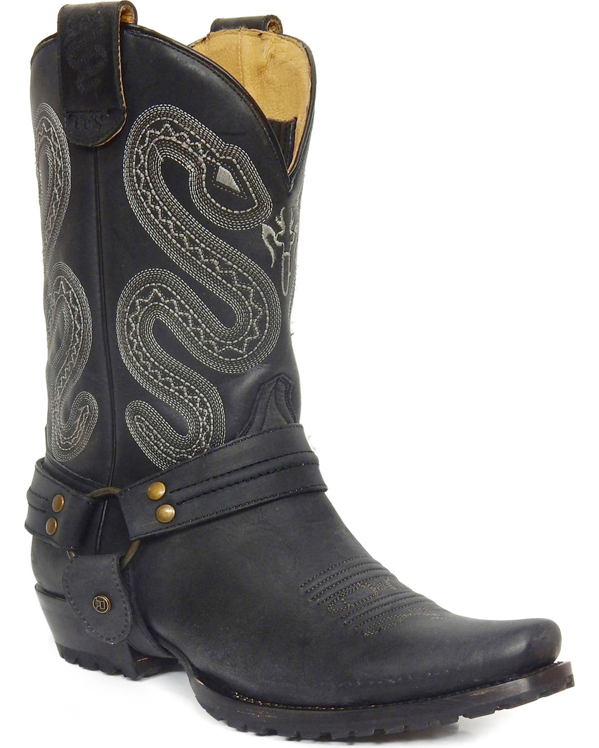 979396f1022 Harness Boots for Men - Sheplers