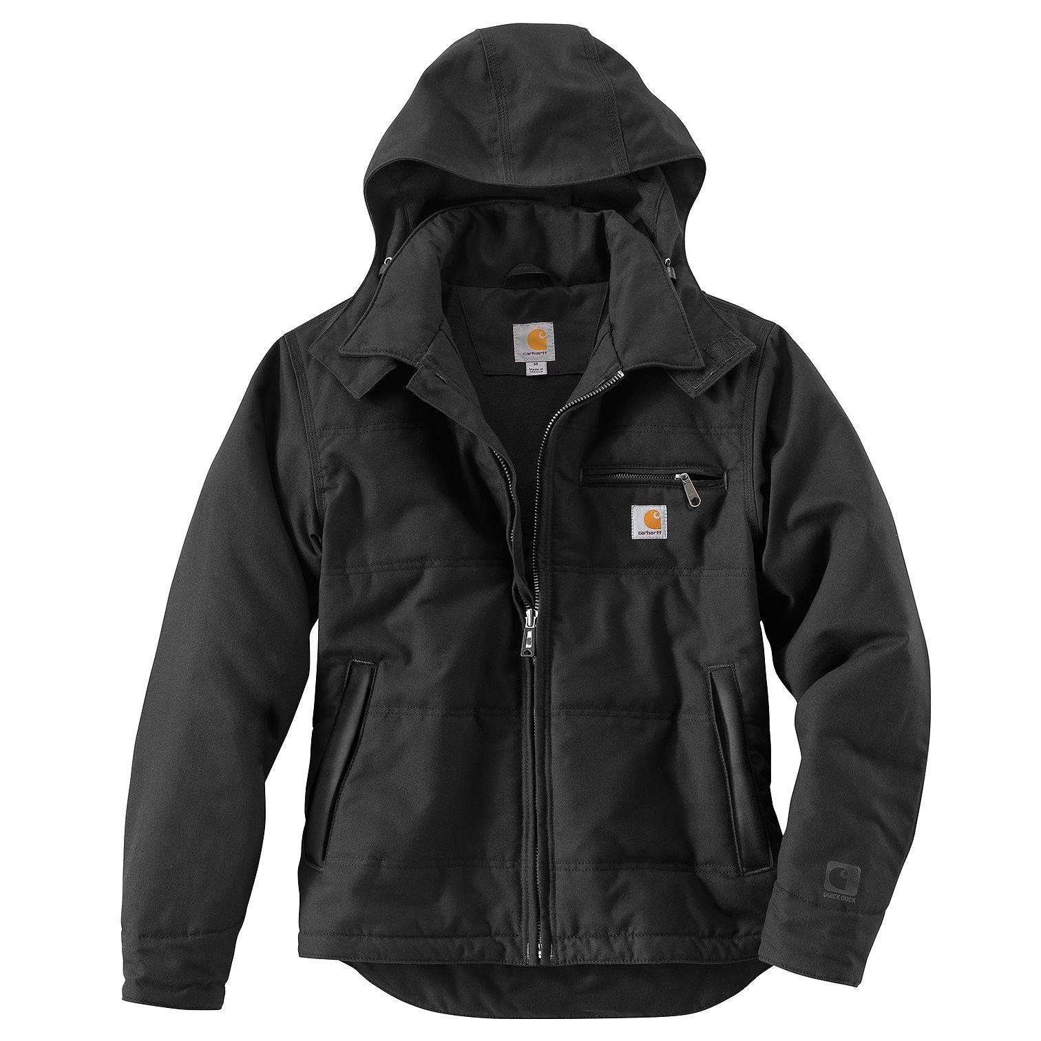 carhartt quick duck woodward traditional jacket sheplers. Black Bedroom Furniture Sets. Home Design Ideas